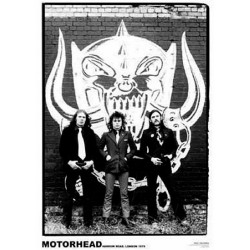 Motörhead - Band Photo - Poster