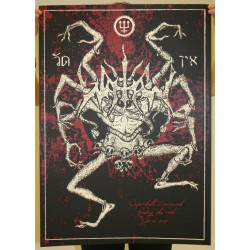 Watain - Part 2 Of 10 Of The Watain Poster Series - Screenprint